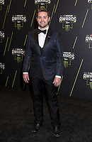 LAS VEGAS, NV - NOVEMBER 30: Ricky Stenhouse Jr. arriving to the 2017 NASCAR Sprint Cup Awards at The Wynn Hotel & Casino in Las Vegas, Nevada on November 30, 2017. Credit: Damairs Carter/MediaPunch /NortePhoto NORTEPHOTOMEXICO