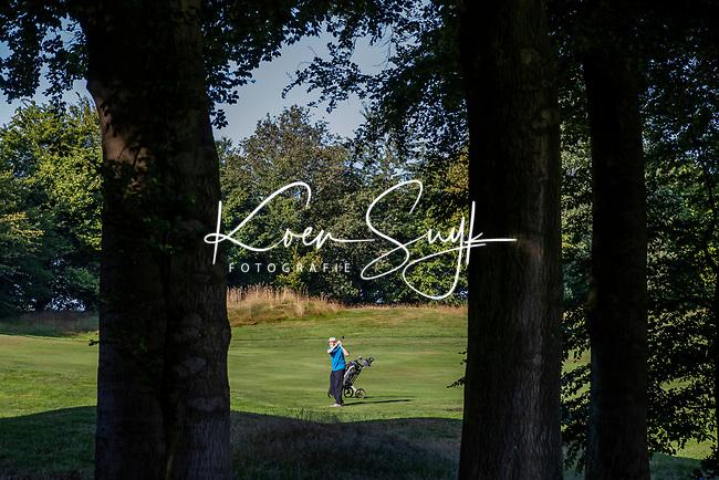 GROESBEEK  - hole Zuid 3,  Golf op Rijk van Nijmegen.   COPYRIGHT KOEN SUYK