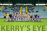 Kenmare District  in the Senior County Football Championship Round 1 against St Brendans  at Austin Stack Park on Sunday