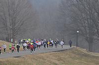 Frostbite 5K, Louisville, KY January 16, 2010