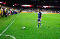Action photo during the match Unitred States vs Argentina, Corresponding to the Semifinals of the America Cup Centenary 2016 at NRG Stadium.<br /> <br /> Foto  de accion durante el partido Estados Unidos vs Argentina, Correspondiente a la Semifinal de la Copa America Centenario 2016, en el Estadio NRG, en la foto: Lionel Messi de Argentina<br /> <br /> <br /> 21/06/2016/MEXSPORT/PHOTOGAMMA/Javier Gonzalez.