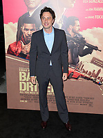 Zach Braff at the Los Angeles premiere for &quot;Baby Driver&quot; at the Ace Hotel Downtown. <br /> Los Angeles, USA 14 June  2017<br /> Picture: Paul Smith/Featureflash/SilverHub 0208 004 5359 sales@silverhubmedia.com