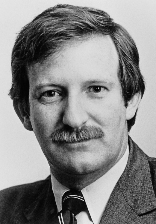 Rep. Bruce Morrison, D-Conn. in 1986. (Photo by CQ Roll Call)