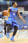 January 2, 2016 - Colorado Springs, Colorado, U.S. -  San Jose State guard, Isaac Thornton #20, in action during an NCAA basketball game between the San Jose State Spartans and the Air Force Academy Falcons at Clune Arena, U.S. Air Force Academy, Colorado Springs, Colorado.  Air Force defeats San Jose State 64-57.
