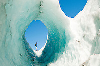 lower glacier | New Zealand