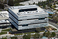 aerial photograph Samsung Semiconductor Silicon Valley Headquarters, San Jose, Santa Clara
