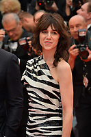 """CANNES, FRANCE. May 14, 2019: Charlotte Gainsbourg at the gala premiere for """"The Dead Don't Die"""" at the Festival de Cannes.<br /> Picture: Paul Smith / Featureflash"""
