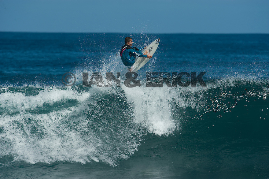 Hugo Savalli (FRA) at Lefties in Gracetown near Margaret River in Western Australia.