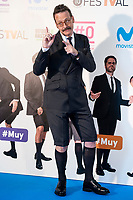 Joaquin Reyes attends to presentation of new comedian schedule of #0 during FestVal in Vitoria, Spain. September 06, 2018. (ALTERPHOTOS/Borja B.Hojas) /NortePhoto.com NORTEPHOTOMEXICO