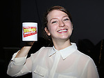"Emily Walton attends the cast photo call for the MCC Production of ""Ride The Cyclone""  at The Duke 42nd Street on October 6, 2016 in New York City."