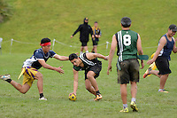 Wellington Regional Ki O Rahi Tournament at Aotea College, Porirua, New Zealand on Wednesday 14 September 2016.<br /> Photo by Masanori Udagawa. <br /> www.photowellington.photoshelter.com.