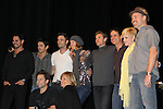 Young & Restless Christian LeBlanc, Daniel Goddard, Billy Miller, Michelle Stafford, Maura West, Michael Muhney, B&B Don Diamont and Brandon Beemer & OLTL Kim Zimmer at the Soapstar Spectacular starring actors from OLTL, Y&R, B&B and ex ATWT & GL on November 20, 2010 at the Raleigh Memorial Auditorium, Raleigh, North Carolina.  (Photo by Sue Coflin/Max Photos)