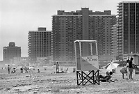 - the beach of Atlantic City....- la spiaggia di Atlantic City..