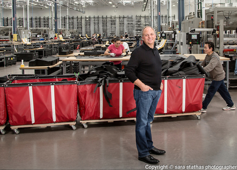 David MacNeil, CEO and founder of WeatherTech