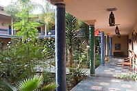 Afrique/Afrique du Nord/Maroc/Rabat: Hotel - Maison d'Hote Villa Mandarine le patio