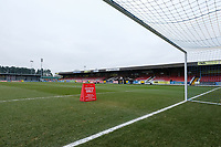 General view of the ground ahead of  AFC Wimbledon vs Millwall, Emirates FA Cup Football at the Cherry Red Records Stadium on 16th February 2019