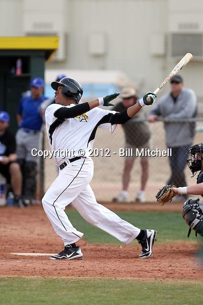 Cameron Harper - Central Arizona College Gauchos (Bill Mitchell)