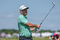 Matt Every (USA) watches his tee shot on 8 during round 4 of the AT&T Byron Nelson, Trinity Forest Golf Club, Dallas, Texas, USA. 5/12/2019.<br /> Picture: Golffile   Ken Murray<br /> <br /> <br /> All photo usage must carry mandatory copyright credit (© Golffile   Ken Murray)
