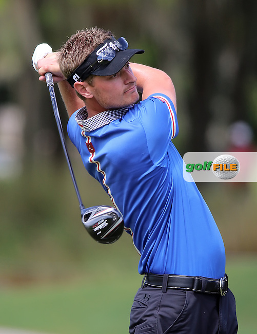 15 OCT 01  Brett Stegmaier during Saturday's Third Round of the WEB.com Championship at The TPC Sawgrass Valley Course in Ponte Vedra Beach, Florida.(photo credit : kenneth e. dennis/kendennisphoto.com)