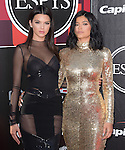 Kendall Jenner and Kylie Jenner attends The 2015 ESPY Awards held at The Microsoft Theatre  in Los Angeles, California on July 15,2015                                                                               © 2015 Hollywood Press Agency