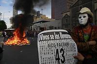 Ayotzinapa, la rabia por los desaparecidos.