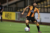 3rd October 2017, The Abbey Stadium, Cambridge, England; Football League Trophy Group stage, Cambridge United versus Southampton U21; Piero Mingoia of Cambridge United