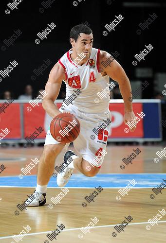 2011-05-19 / Basketbal / seizoen 2010-2011 / Antwerp Giants - BC Oostende / Roel Moors..Foto: Mpics