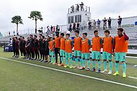 LAKEWOOD RANCH, FL - December 2, 2018: Portugal vs Turkey. The 2018 Nike International Friendlies at Premier Sports Campus.