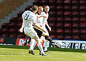 29/04/2006         Copyright Pic: James Stewart.File Name : sct_jspa09_motherwell_v_dunfermline.JIM PATERSON SCORES MOTHERWELL'S FIRST...Payments to :.James Stewart Photo Agency 19 Carronlea Drive, Falkirk. FK2 8DN      Vat Reg No. 607 6932 25.Office     : +44 (0)1324 570906     .Mobile   : +44 (0)7721 416997.Fax         : +44 (0)1324 570906.E-mail  :  jim@jspa.co.uk.If you require further information then contact Jim Stewart on any of the numbers above.........