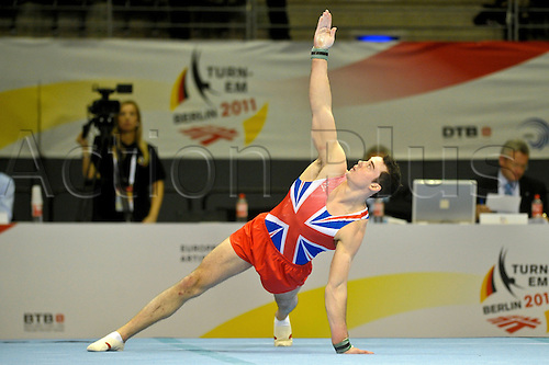07.04.2011 European Championships Artistic Gymnastics from Berlin.Mens Qualifications