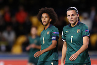 Alia Guagni of Italy<br /> Benevento 08-11-2019 Stadio Ciro Vigorito <br /> Football UEFA Women's EURO 2021 <br /> Qualifying round - Group B <br /> Italy - Georgia<br /> Photo Cesare Purini / Insidefoto