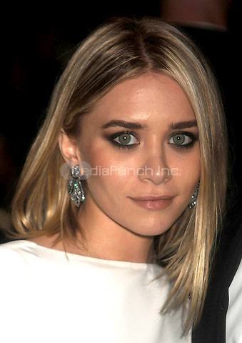 Ashley Olsen at 'The Model as Muse: Embodying Fashion' Costume Institute Gala at The Metropolitan Museum of Art in New York City. May 4, 2009. Credit: Dennis Van Tine/MediaPunch