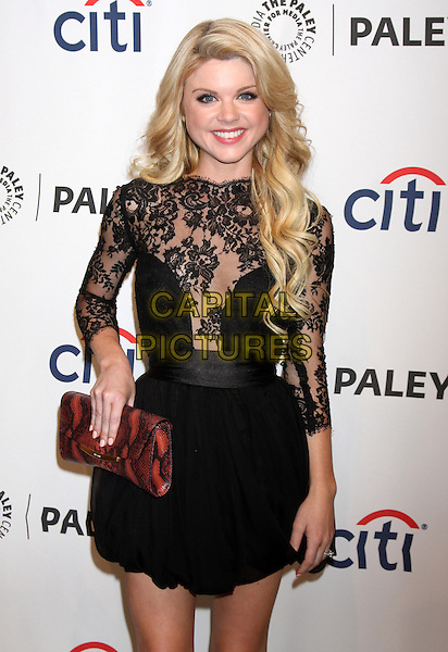 September 12 2014 Bailey De Young attends The Paley Center For Media's PaleyFest 2014 Fall TV Previews - MTV,  Beverly Hills, CA <br />  CAP/MPI/JO<br /> &copy;Janice Ogata/MediaPunch/Capital Pictures