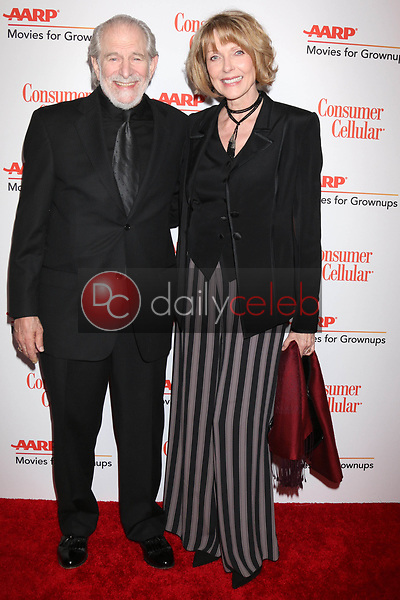 Steve Jaffe, Susan Blakely<br /> at the AARP Movies for Growups Awards, Beverly Wilshire Hotel, Beverly Hills, CA 02-04-19<br /> David Edwards/DailyCeleb.com 818-249-4998