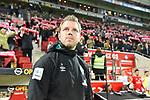 04.11.2018, Opel-Arena, Mainz, GER, 1 FBL, 1. FSV Mainz 05 vs SV Werder Bremen, <br /> <br /> DFL REGULATIONS PROHIBIT ANY USE OF PHOTOGRAPHS AS IMAGE SEQUENCES AND/OR QUASI-VIDEO.<br /> <br /> im Bild: Florian Kohlfeldt (Trainer / Interimstrainer, SV Werder Bremen)<br /> <br /> Foto © nordphoto / Fabisch