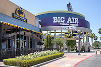 Big Air Trampoline Park and Buffalo Wild Wings at Buena Park Downtown