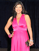 Juju Chang arrives for the 2013 White House Correspondents Association Annual Dinner at the Washington Hilton Hotel on Saturday, April 27, 2013..Credit: Ron Sachs / CNP.(RESTRICTION: NO New York or New Jersey Newspapers or newspapers within a 75 mile radius of New York City)