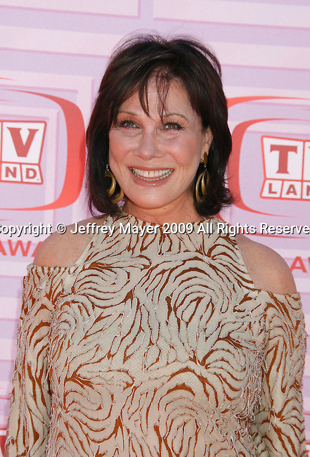 UNIVERSAL CITY, CA. - April 19: Michele Lee arrives at the 2009 TV Land Awards at the Gibson Amphitheatre on April 19, 2009 in Universal City, California.