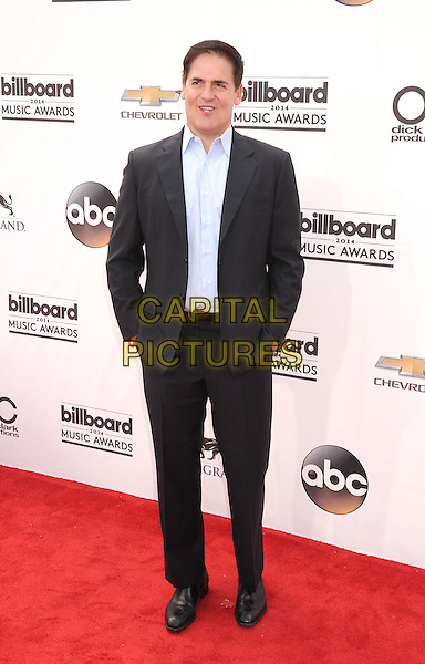 LAS VEGAS, CA- MAY 18: Businessman/TV personality Mark Cuban arrives at the 2014 Billboard Music Awards at the MGM Grand Garden Arena on May 18, 2014 in Las Vegas, Nevada.<br /> CAP/ROT/TM<br /> &copy;Tony Michaels/Roth Stock/Capital Pictures
