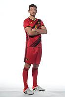 Jan Vertonghen defender of Belgium  <br /> Tubize 12/11/2019 <br /> Calcio presentazione della nuova maglia della Nazionale del Belgio <br /> Photo De Voecht  Kalut/Photonews/Panoramic/insidefoto<br /> ITALY ONLY