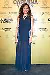 "Spanish actress Toni Acosta attend the Premiere of the movie ""Carmina y Amen"" at the Callao Cinema in Madrid, Spain. April 28, 2014. (ALTERPHOTOS/Carlos Dafonte)"