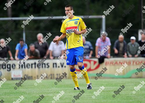 2012-08-03 / Voetbal / seizoen 2012-2013 / KVC Westerlo / Kenneth Schuermans..Foto: Mpics.be