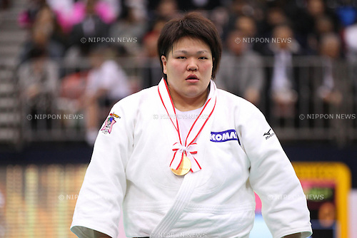 Mika Sugimoto, APRIL 2, 2011 - Judo : All Japan Selected Judo Championships .Women's +78kg at Fukuoka Convention Center, Fukuoka, Japan. (Photo by YUTAKA/AFLO SPORT) [1040].