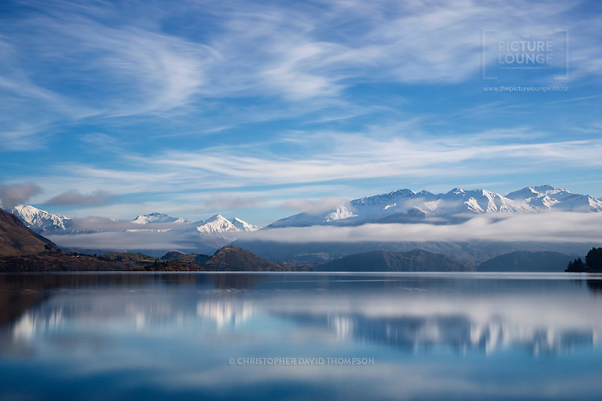 Wanaka Winter Landscape Wonder