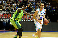 GRONINGEN - Basketbal, Donar - Dinamo Sassari, Martiniplaza, Europe Cup, seizoen 2018-2019, 12-12-2018,  Donar speler Drago Pasalic