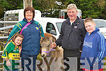 The Leader family from Rathmore enjoying the Kerry Bog Pony show in the Red Fox Inn, Glenbeigh on Saturday l-r: Norma, Ellen, Michael and Kevin.