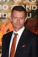 "LOS ANGELES - OCT 8:  James Badge Dale at the ""Only The Brave"" World Premiere at the Village Theater on October 8, 2017 in Westwood, CA"