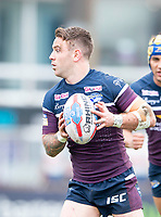 Picture by Allan McKenzie/SWpix.com - 08/04/2018 - Rugby League - Betfred Super League - Wakefield Trinity v Leeds Rhinos - The Mobile Rocket Stadium, Wakefield, England - Richie Myler.