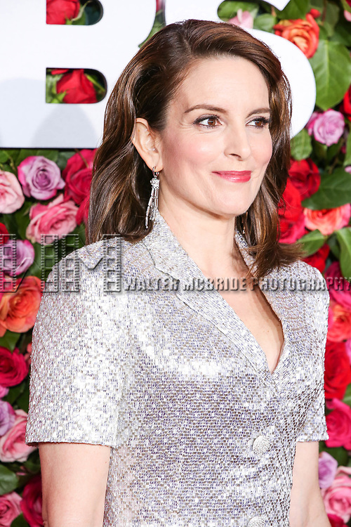 NEW YORK, NY - JUNE 10:  Tina Fey attends the 72nd Annual Tony Awards at Radio City Music Hall on June 10, 2018 in New York City.  (Photo by Walter McBride/WireImage)