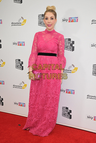 Katherine Ryan at the South Bank Sky Arts Awards 2019, The Savoy Hotel, The Strand, London, England, UK, on Sunday 07th July 2019.<br /> CAP/CAN<br /> ©CAN/Capital Pictures
